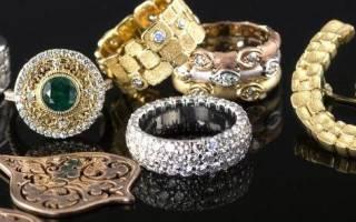 Гарантийный срок на золотые изделия