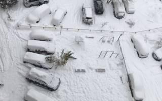 Вывоз снега с придомовой территории за чей счет