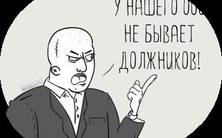 Дебиторская задолженность по займам, при ликвидации ООО