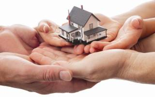Как продать дом с долями несовершеннолетних детей?