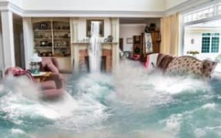 Возможно взыскание компенсации морального вреда систематическим заливом квартиры?
