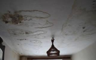 Как считается ущерб при затоплении квартиры?