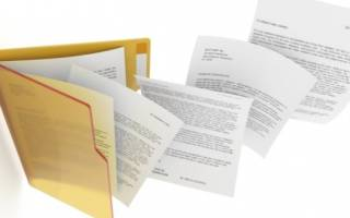 Какие документы нужны для вхождения в наследство?