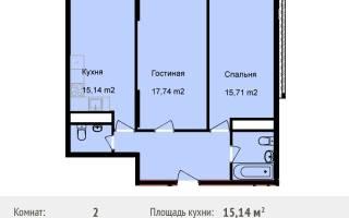 Входит ли лоджия в жилую площадь квартиры?