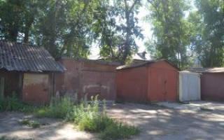 Как продать металлический гараж без документов?