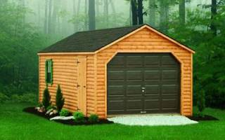 Как происходит наследование гаража на земельном участке?