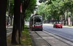 В каком случае обязан уступить дорогу трамваю