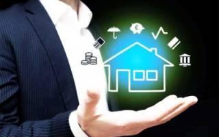 Оказание услуг по управлению недвижимостью