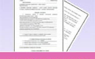 Образец договора аренды личного автомобиля директора