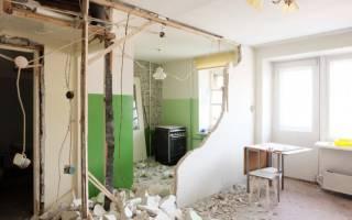 Как узаконить существующую перепланировку квартиры?